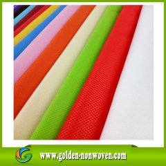 90G PP Spunbonded Black Non Woven Fabric made by Quanzhou Golden Nonwoven Co.,ltd