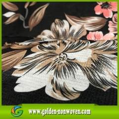 Fire resistance Printed Stitchbonded Nonwoven Fabric Matress