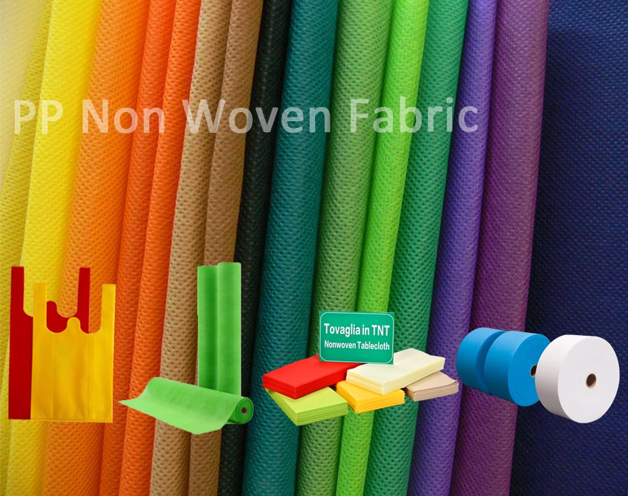 The Composition Of  Non-woven Material Determines Its Usages